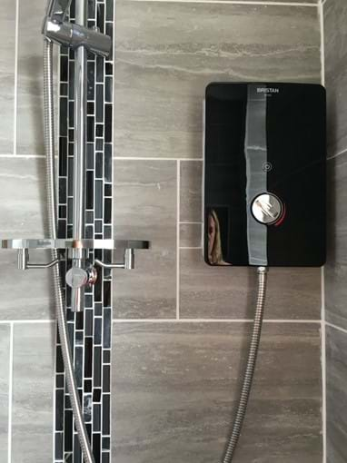 Home from Home Portsmouth - Electric shower