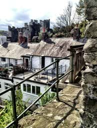 Castleview Cottage Conwy