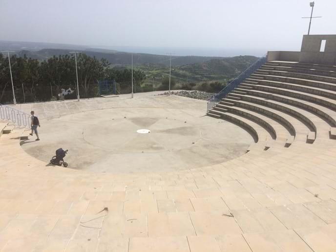 Pissouri Village Amphitheatre.