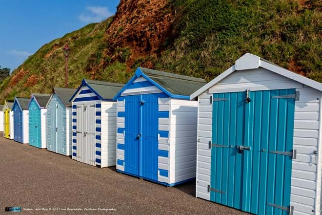 Seaton Beach Huts