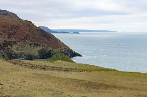 Coastal Path, Cwmtydu