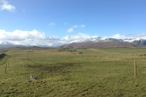 Blencathra from Whitbarrow driveway