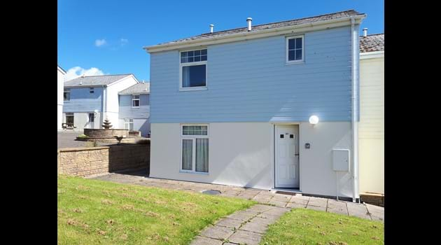 Atlantic Gold Lodge 35 Semi- Detached. Atlantic Reach Gold Lodges. www.newquay-selfcatering.com