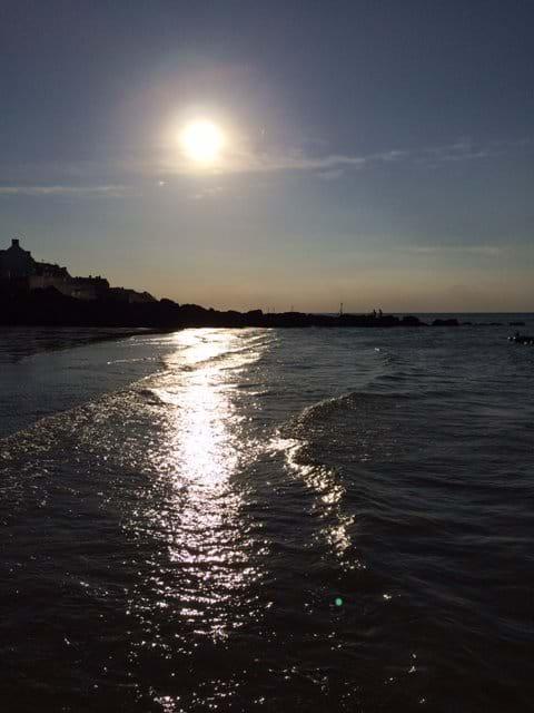 Sheringham beach