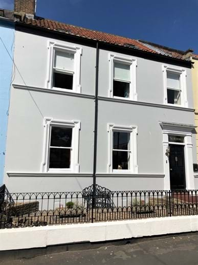 The Moorings - situated in a quiet square but in the heart of Whitby