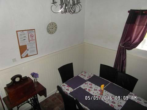 The Croft Dining Area