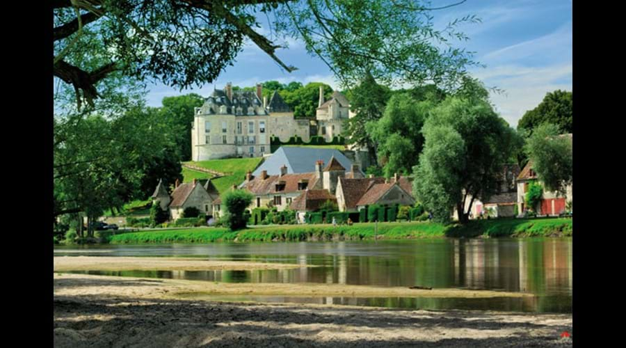 The Chateau at Apremont sur Allier