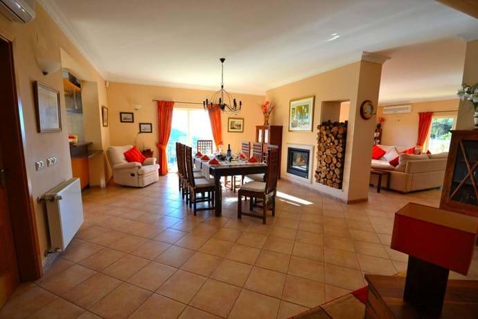 Algarve villas for rent, Villa plus pool for rent in Algarve