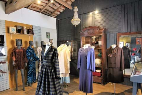 Lots to discover in our fashion museum