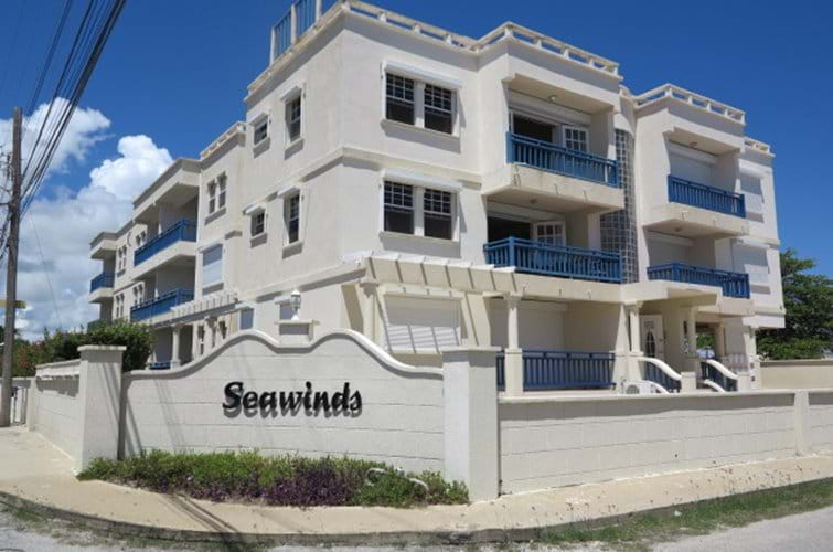 Voila! Seawinds luxury property apartments for rental. Barbados