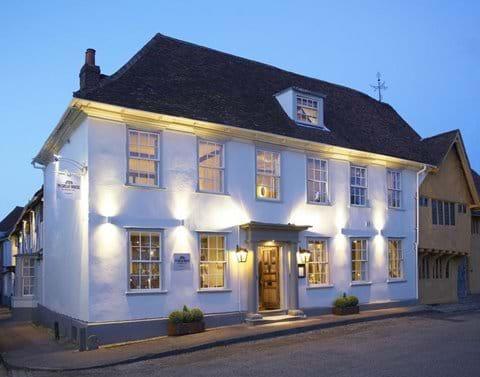 The Great House, Award Winning Restaurant In Lavenham Suffolk