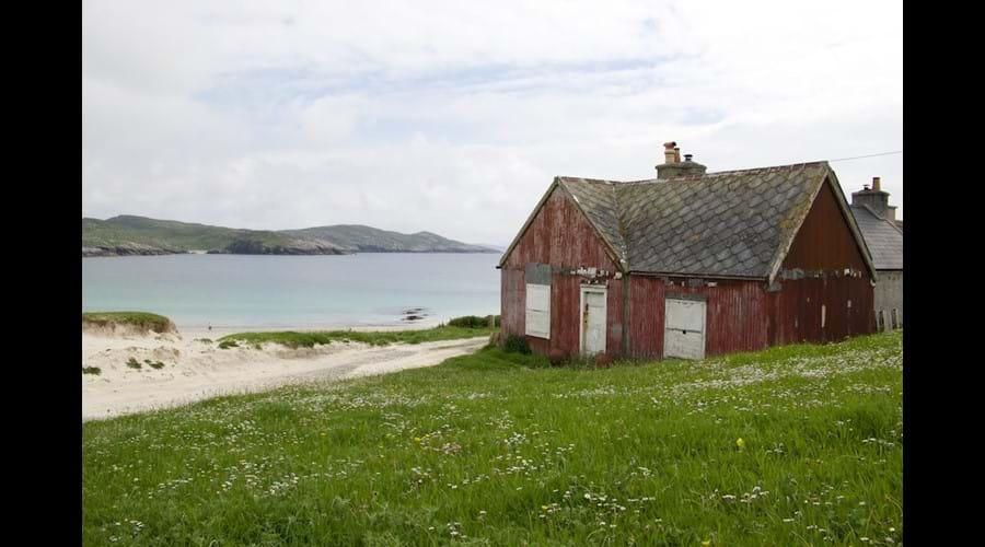 End of the road, Hushinish, Isle of Harris