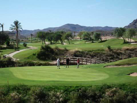 Aguilas golf