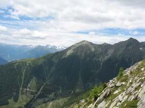 View to Grossglockner Range