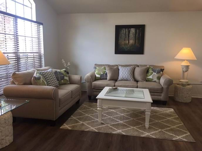 Stylish Decorated Throughout - Formal Seating Area