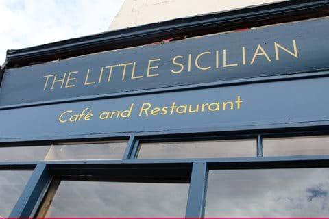 The Little Sicilian - a popular new Italian restaurant