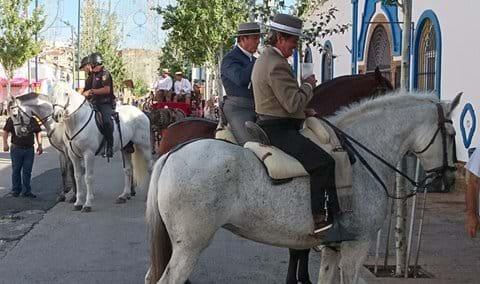 Fuengirola horse fair