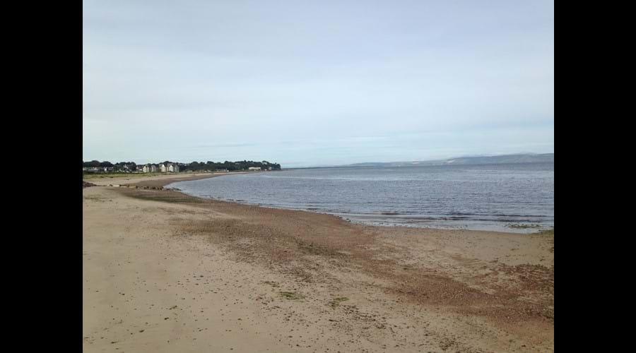Nairn West Beach