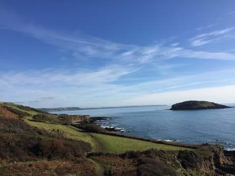 Stretch your legs on the SW coastal path