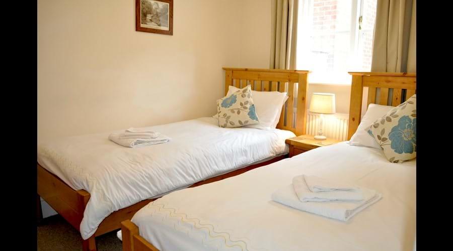 Twin bedroom - 1st floor