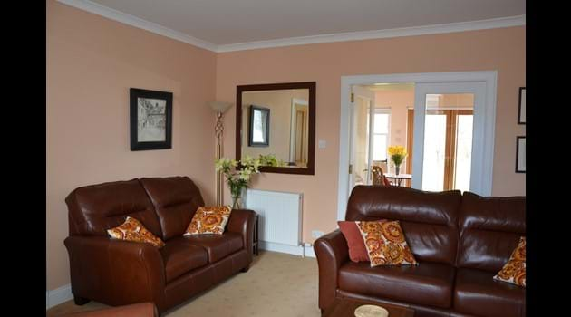 The Cottage - sitting room