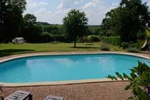 Guests exclusive usage of the pool & gardens