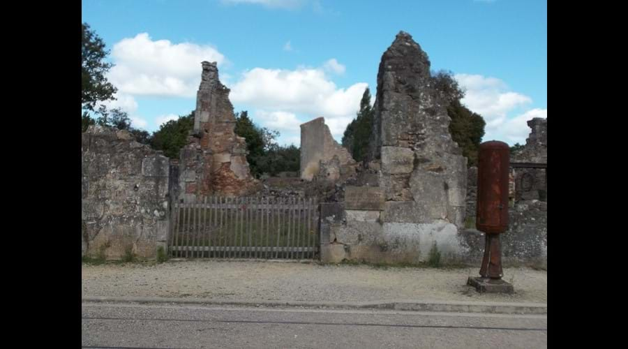 Oradour-Sur-Glane - memorial