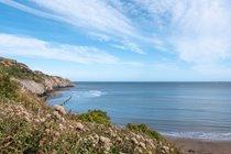 Clifftop walk from Sandsend