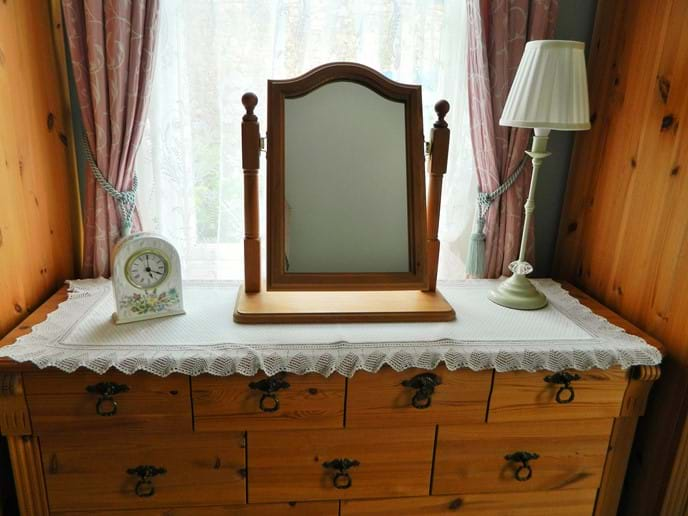 Dressing Table in Master Bedroom
