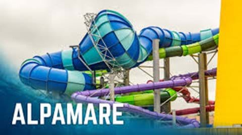Alpamare Water Park - Scarborough