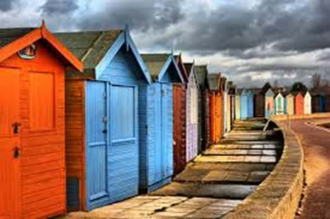 Brightlingsea Beach Huts