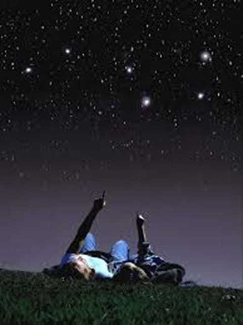 Enjoy the wonderful night skies