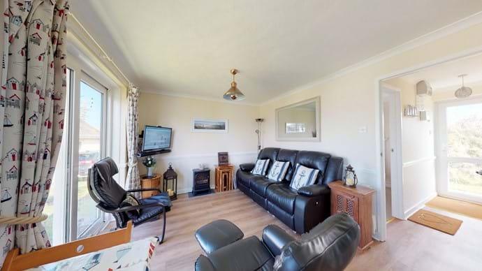 Cornish Chalet Holidays Lynfield Lounge