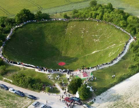 The Lochnagar Crater