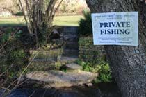 Ask us about getting a fishing licence during your stay
