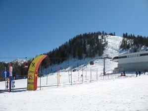 Goldeck Ski Area