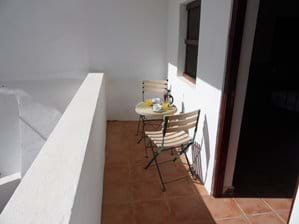 Bedroom 2 Balcony.