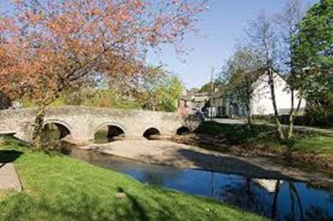 Clun Packhorse Bridge