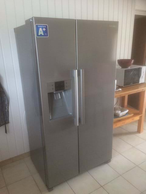Our new fridge / freezer