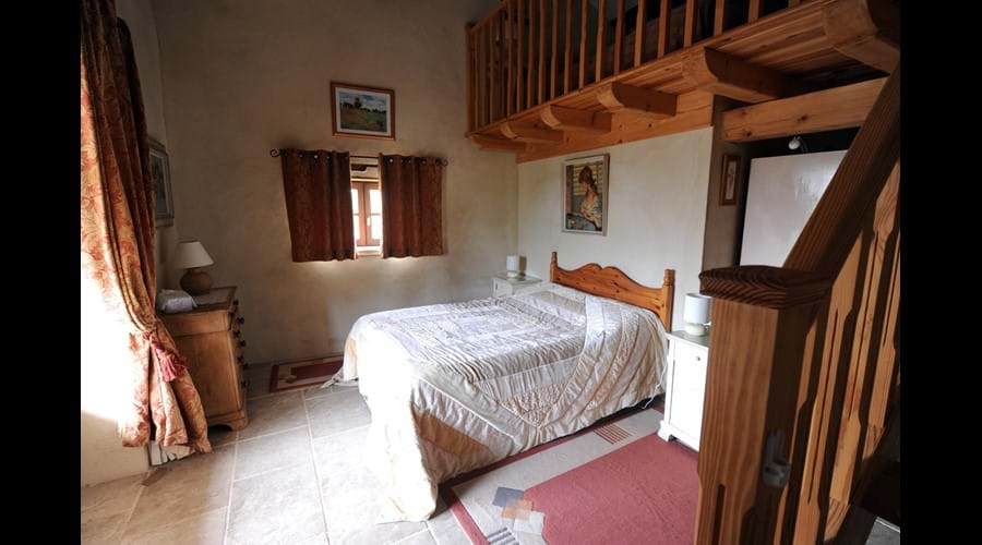 Family Bedroom in the Gite