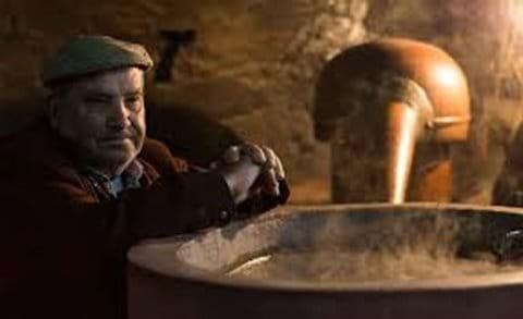 Distilling Medronho