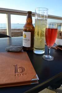 The Beach Restaurant Balcony, Sennen