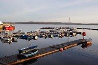 Bowmore Harbour Islay