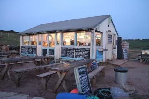 The Beach House @ South Milton Sands