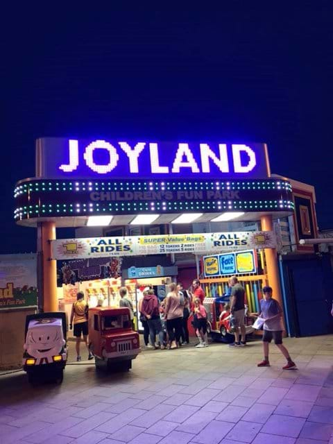 Head into Great Yarmouth for the retro shops, market and funfairs