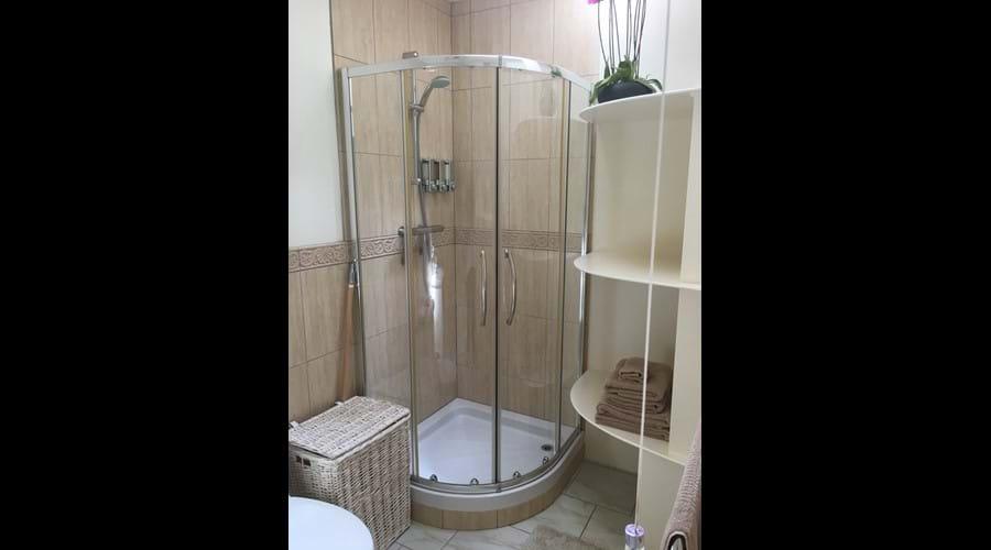 Garden Suite En-suite bathroom