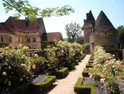 Les Jardins du Chateau de Losse