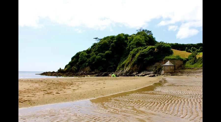 Visit Mothecombe beach