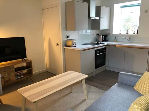 Sitting room/Kitchen area