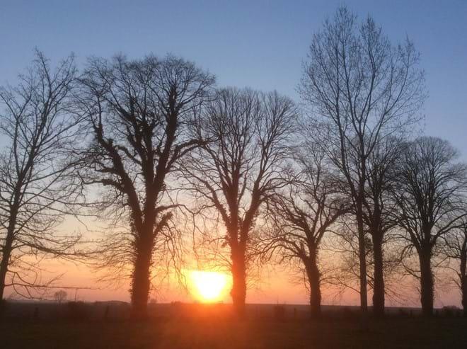 Sunset at Reffy